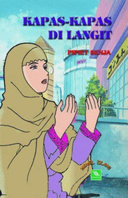 Tiga Novel Jadul by Novel Kapas Kapas Di Langit Komik Dan