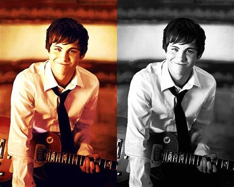 17 best images about logan on pinterest boy haircuts logan leerman perks of being a wallflower he s so cute