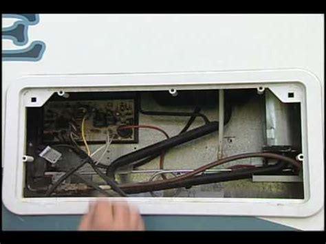 rv refrigerator norcold operation