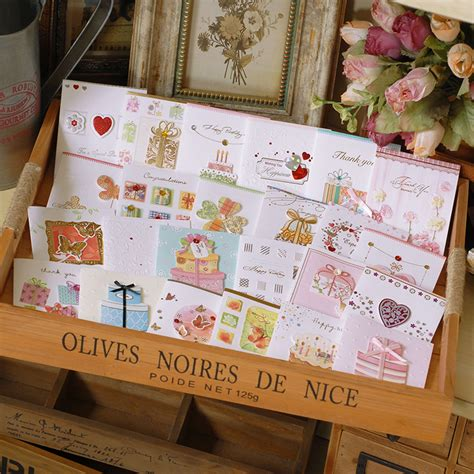 Handmade Card Supplies - 2016 new arrival brand eno greeting handmade diy gift