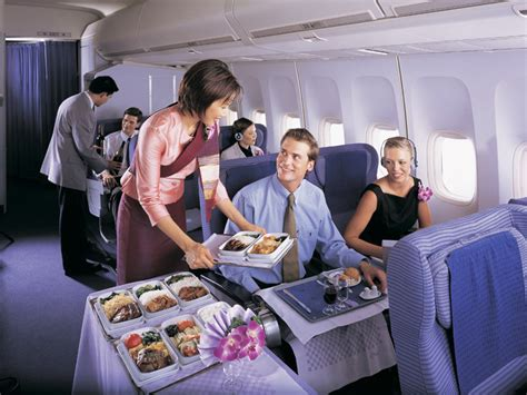 Flying On The Be Creative And Inovatif Penerbit in flight services thai catering department