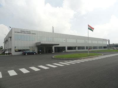 renault nissan plant renault nissan india plant wins award for its safety and