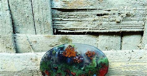 Liontin Batu Moss Agate moss agate trenggalek 22 batu akik trenggalek