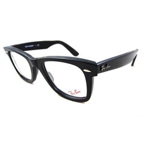 ban glasses frames 5121 original wayfarer 2000 black