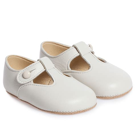 pre walker shoes early days ivory leather alex pre walker shoes