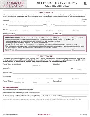 Printable Version Of Common Application | common application pdf 2014 fill online printable