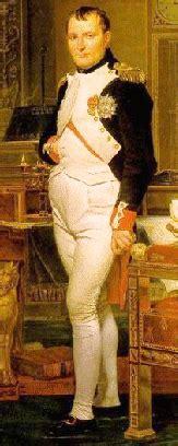 napoleon bonaparte historical stick figure mini biography short man syndrome