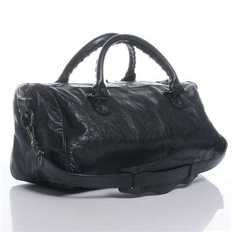 Balenciaga Twiggy by Balenciaga Agneau Twiggy Black 47157