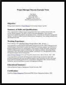 Resumes Objectives Statements Job Resume Objectives