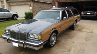 1983 Buick Regal Wagon 1983 Buick Electra Estate Wagon For Sale Photos