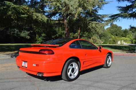 old car owners manuals 1995 dodge stealth navigation system 1991 dodge stealth r t only 8k original miles all docs red manual 8 206 miles for sale dodge