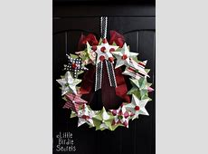 20 Christmas Wreaths - The 36th AVENUE B-paper