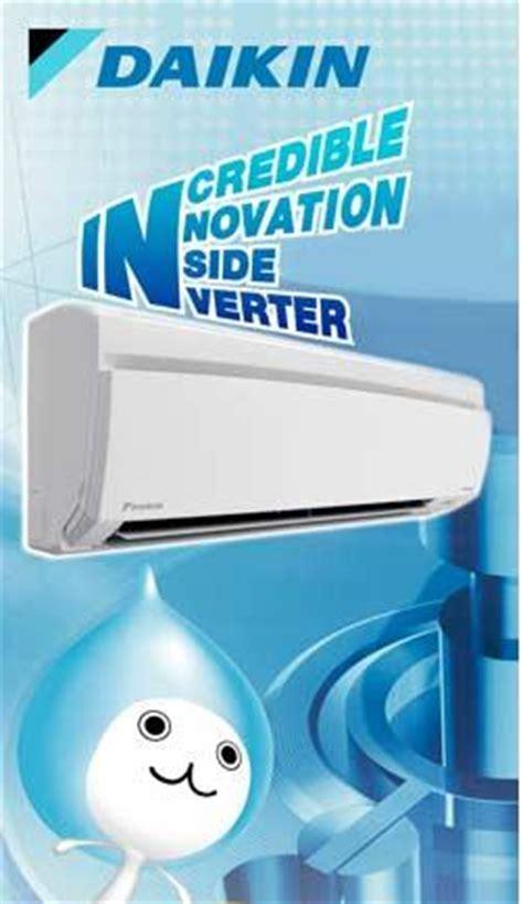 Ac Daikin Hemat Listrik ac daikin inverter gt ac hemat listrik ramah dan pintar