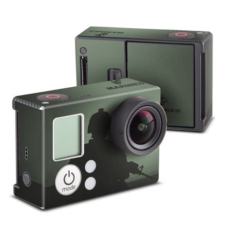 Gopro Vision vision gopro hero3 skin covers gopro hero3 for custom style and protection