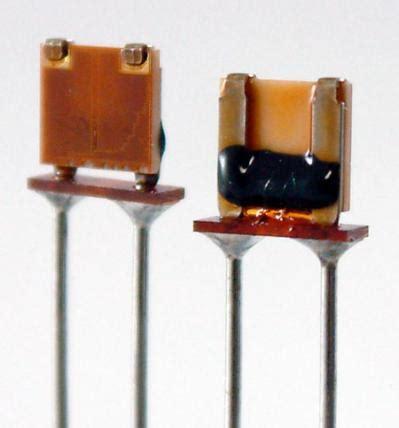 resistor foil vishay var series quot quot z foil resistor