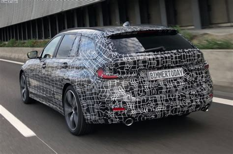 2019 Bmw Touring by Photos Of The 2019 Bmw 3 Series Touring G21