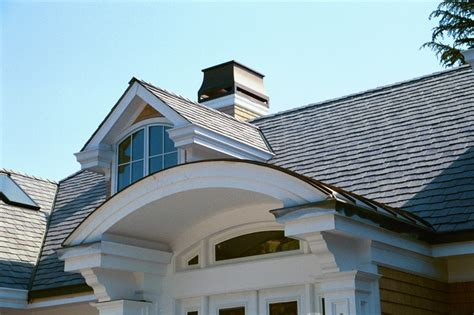Metal Roof Dormer Standing Seam Copper Dormer Roof Entryway Concord