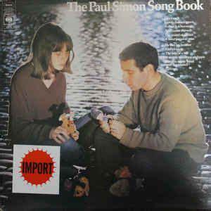 paul simon discogs paul simon the paul simon song book at discogs rock