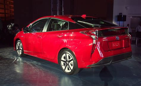 New Toyota Prius 2016 Official New Toyota Prius 2016 Review Pics