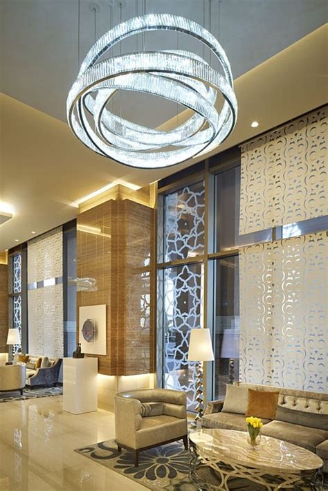 Hotel Lights by Dubai Lighting Design And Luxury Hotels On