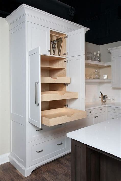 kitchen drawer design 25 best ideas about pantry cabinets on pinterest pantry