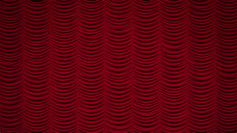 austrian drape red austrian curtain stock footage video 4156036