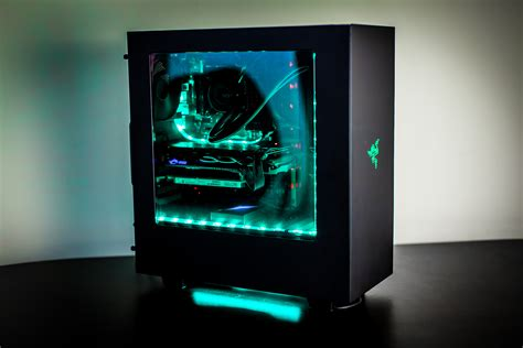 Razer Mamba Tournament Edition Matot razer green skylake pc build gamecrate