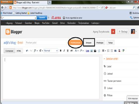 membuat blog review catatan sang perantau review tugas ti tentang membuat blog