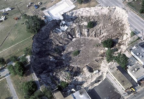 Where Are The Sink Holes In Florida by Sinkholes When The Earth Opens Up The Atlantic