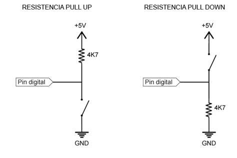 que es un pull up resistor resistor de pull up arduino 28 images pull up resistor question arduino e cia resistor de