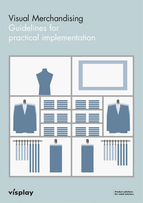 rails layout hierarchy here s a visual merchandising booklet from visplay for