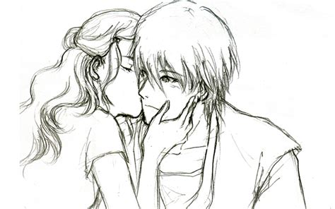couples in love drawings 3d sketch anime couple drawing of sketch drawing art gallery