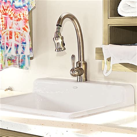 Laundry Room Sinks And Faucets Laundry Room Faucets Simple Home Decoration