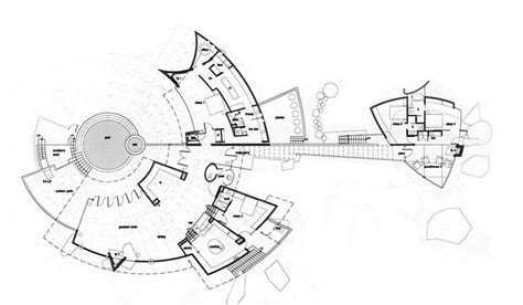 Organic Architecture Floor Plans | 27 best images about organic floorplans on pinterest