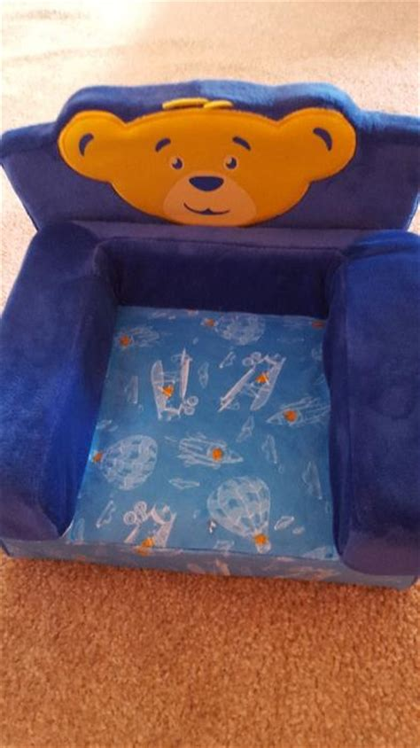 Build a bear bed chair with duvet set dudley dudley