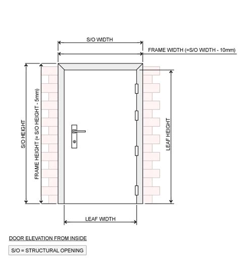 How To Measure A Door Size by Measuring Guide
