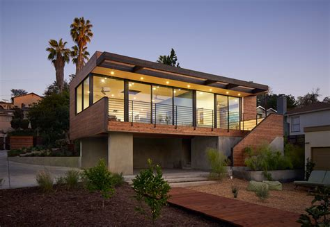 Myanmar Home Design Modern by Ranch House Converted Into Contemporary Morris Residence