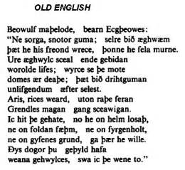 Translate to old english the best sites in the world