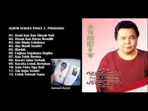 download mp3 album pance download lagu pance pondang ada rindu untukmu centrap