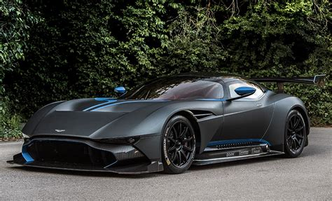 aston martin supercar aston martin vulcan prepare for take off