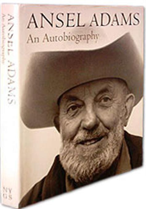 ansel adams an autobiography the books of ansel adams photography pioneer abebooks reading copy