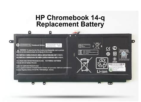 resetting hp chromebook hp chromebook 14 q replacement battery ebay