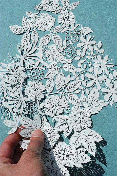How To Make Paper Cut Designs - beautiful paper cutting meandyoulookbook