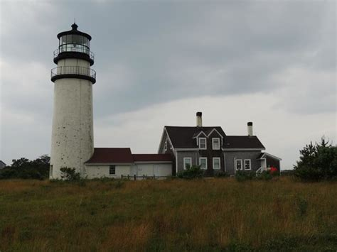 highland light picture of cape cod national seashore