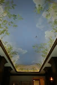 finally finished cloud ceiling home