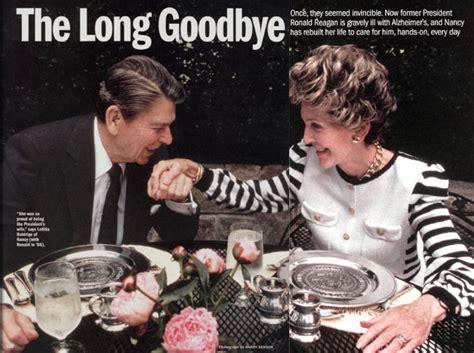 reagan s president s day ronald reagan remembered loss and love