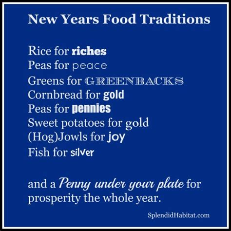 new year facts about food new years foods archives splendid habitat interior