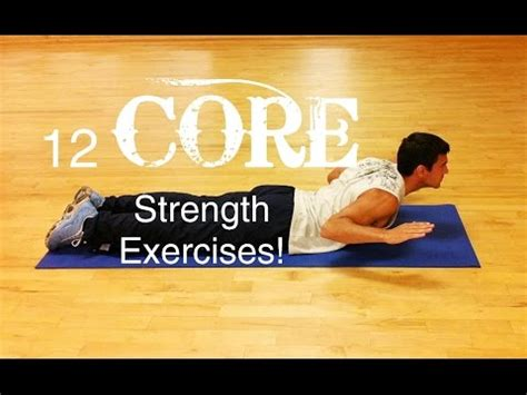 12 strength exercises improve strength at home
