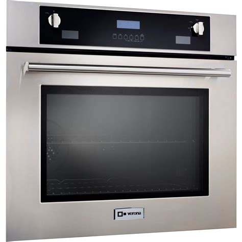 Oven Verona verona vebiem3030ss 30 inch electric wall oven stainless