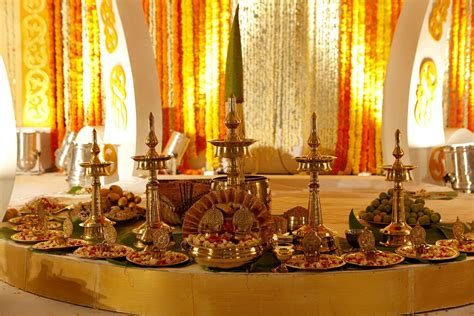 Wedding House And Concept by Traditional Hindu Weddings Nair Weddings In Kerala